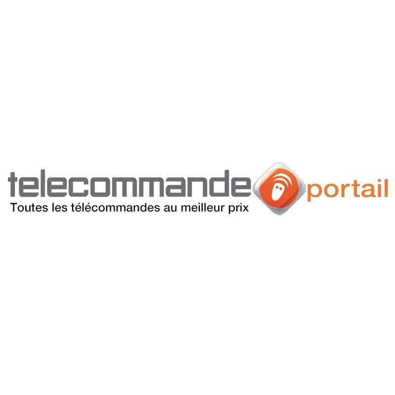 Télécommande NICE INTI1YNOUVEAU 433.92 MHz coloris jaune (Compatible avec One2 et Flo2rs)